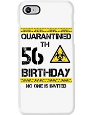 56th Birthday 56 Years Old Phone Case thumbnail