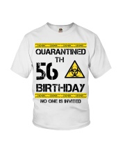 56th Birthday 56 Years Old Youth T-Shirt thumbnail