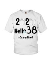 38th Birthday 38 Years Old Youth T-Shirt thumbnail