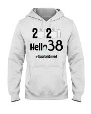 38th Birthday 38 Years Old Hooded Sweatshirt thumbnail
