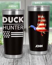 Duck Hunter 20oz Tumbler aos-20oz-tumbler-lifestyle-front-59