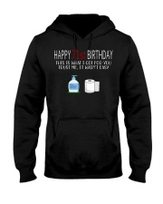71st Birthday 71 Year Old Hooded Sweatshirt tile