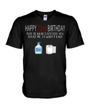 71st Birthday 71 Year Old V-Neck T-Shirt tile