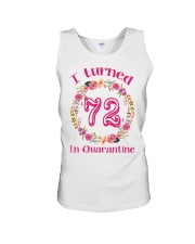 72nd Birthday 72 Years Old Unisex Tank thumbnail