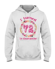 72nd Birthday 72 Years Old Hooded Sweatshirt thumbnail