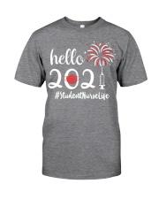 STUDENTNURSELIFE Classic T-Shirt front