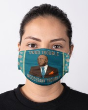 good trouble necessary trouble Cloth Face Mask - 3 Pack aos-face-mask-lifestyle-01