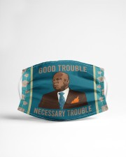 good trouble necessary trouble Cloth Face Mask - 3 Pack aos-face-mask-lifestyle-22