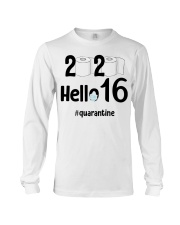 16th Birthday 16 Years Old Long Sleeve Tee thumbnail