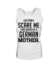 I Was Raise By A German Mother Unisex Tank tile