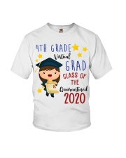 4th Grade Girl Youth T-Shirt tile