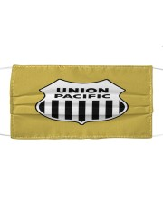 Union Pacific Railroad Cloth face mask front