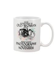 Old Woman Photography November Mug thumbnail