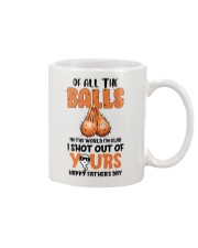 Of All The Balls In The World Mug front