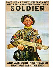 September Soldier 24x36 Poster front