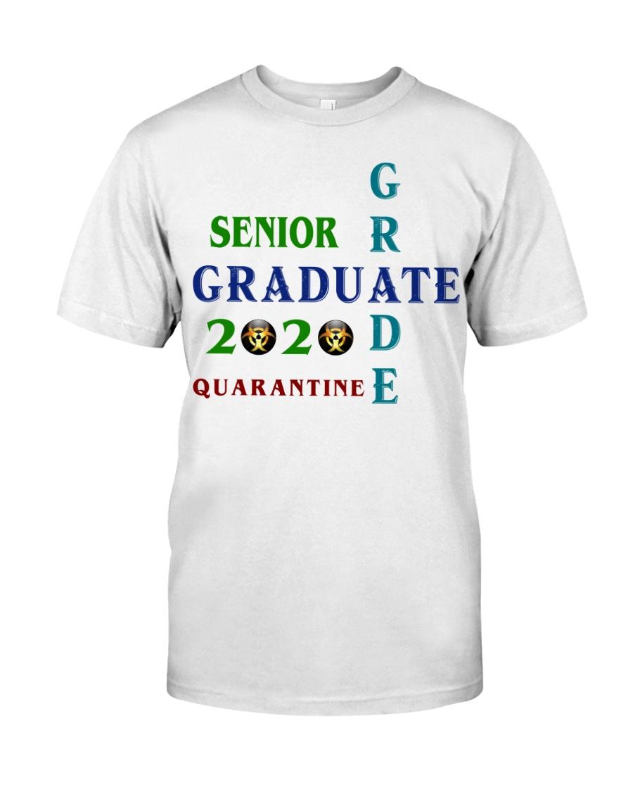 Senior Grade Graduate Classic T-Shirt