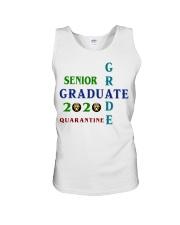 Senior Grade Graduate Unisex Tank thumbnail