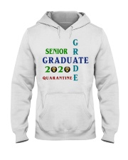 Senior Grade Graduate Hooded Sweatshirt thumbnail