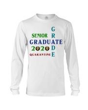 Senior Grade Graduate Long Sleeve Tee thumbnail