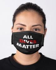 Scuba Diving Cloth face mask aos-face-mask-lifestyle-01