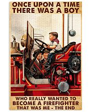 Once Upon A Time-Firefighter 24x36 Poster front