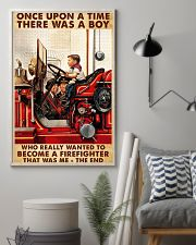 Once Upon A Time-Firefighter 24x36 Poster lifestyle-poster-1