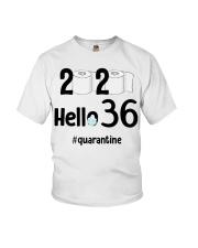 36th Birthday 36 Years Old Youth T-Shirt thumbnail