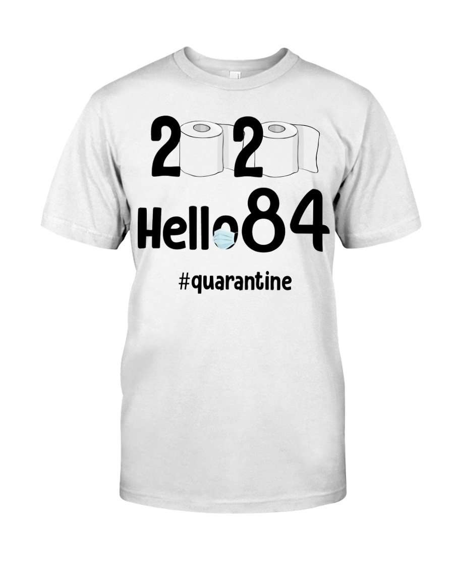 84th Birthday 84 Years Old Classic T-Shirt