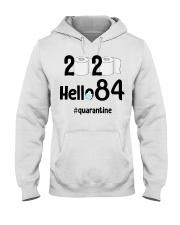 84th Birthday 84 Years Old Hooded Sweatshirt thumbnail