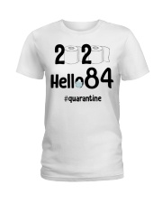 84th Birthday 84 Years Old Ladies T-Shirt thumbnail