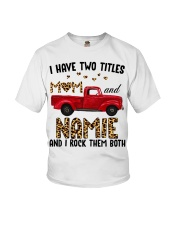 I Have Two Titles Mom and Namie Youth T-Shirt thumbnail
