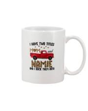 I Have Two Titles Mom and Namie Mug thumbnail