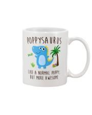 POPPY Mug front
