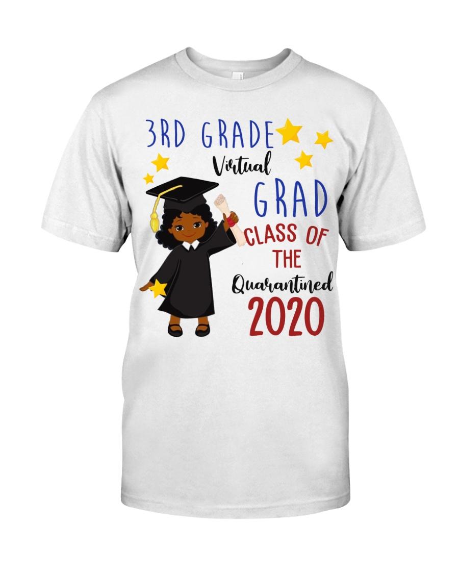 3RD Grade Girl Classic T-Shirt