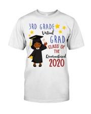 3RD Grade Girl Classic T-Shirt front