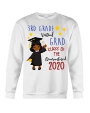 3RD Grade Girl Crewneck Sweatshirt thumbnail
