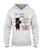 3RD Grade Girl Hooded Sweatshirt thumbnail