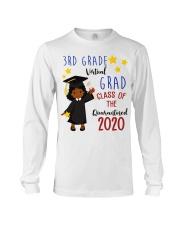 3RD Grade Girl Long Sleeve Tee thumbnail