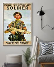 August Soldier 24x36 Poster lifestyle-poster-1