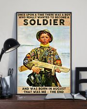 August Soldier 24x36 Poster lifestyle-poster-2