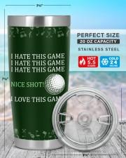 golf I hate this game Personalized Christmas Gift 20oz Tumbler aos-20oz-tumbler-lifestyle-front-47