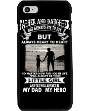 Father And Daughter Not Always Eye To Eye Phone Case thumbnail