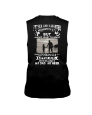 Father And Daughter Not Always Eye To Eye Sleeveless Tee thumbnail