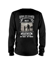 Father And Daughter Not Always Eye To Eye Long Sleeve Tee thumbnail