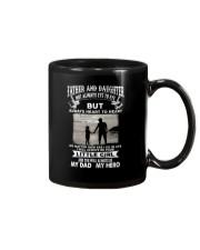 Father And Daughter Not Always Eye To Eye Mug thumbnail