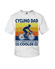 Cycling Dad Like A Normal Dad Only Cooler Youth T-Shirt thumbnail
