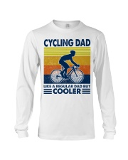 Cycling Dad Like A Normal Dad Only Cooler Long Sleeve Tee thumbnail