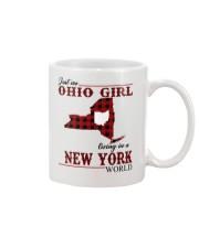 Just An Ohio Girl In New York World Mug thumbnail