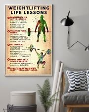 Weightlifting Life Lessons PS00130 24x36 Poster lifestyle-poster-1