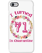 71st Birthday 71 Years Old Phone Case thumbnail